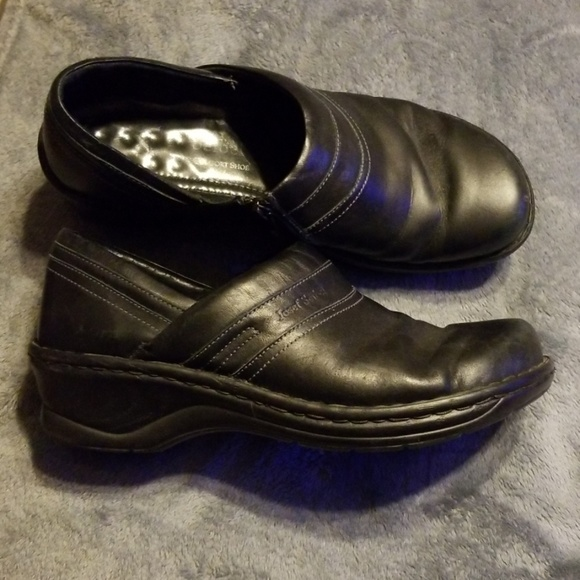 Josef Seibel Shoes - Josef Seibel black comfort shoes
